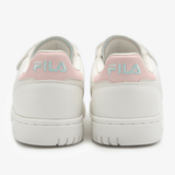 FILA BACK ORIGINAL FITNESS 17 VELCRO WHITE AND PINK - Giày FILA nữ