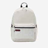 FILA COAT BACKPACK CREAM 300x135x435