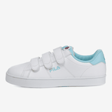 FILA Việt Nam - FILA Court Deluxe Vc Curl WHITE-BLUE
