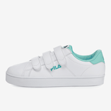 FILA Court Deluxe Vc Strange Sea WHITE-Purple