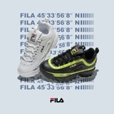 FILA Disruptor 2 Double Tape White - FILA Việt Nam