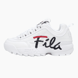 FILA Disruptor 2 Logo White/Navy/Red