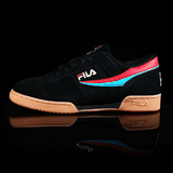 FILA Original Fitness BLACK AND RED