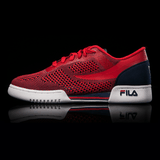 FILA Original Fitness KNIT RED