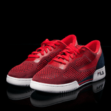 FILA Việt Nam - FILA Original Fitness KNIT RED