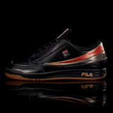 FILA Original Tennis Boot BLACK