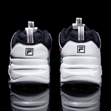 FILA Ray White/Navy/Red