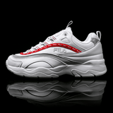 FILA Ray Tape White/Red FS1SIA3104X_WRD