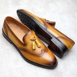 TASSEL BROGUES LOAFER - LF03