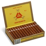 MONTECRISTO No.4 Box 25