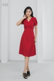 SYO-Nancy Dress- Đầm dúm ngực