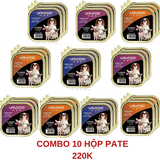 COMBO 10 HỘP PATE OEM THƠM NGON