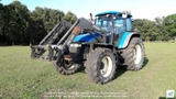 NEW HOLLAND TM140