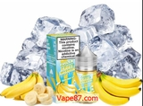 Salt Nic Frozen Fruit Monster Banana Ice 30ml Hàng Chính Hãng USA