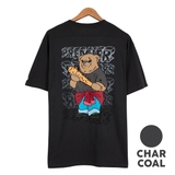 Áo thun Bad Bear charcoal PT0055