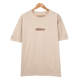 Áo thun Authentic big logo beige PT0090