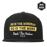 FB017 FL BIG-WORK BK