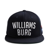 [outlet] Nón hiphop FELTICS WILLIAMS BURG navy