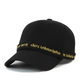 HVPE LONG STRAP BALL CAP BKGO