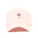 [KIDS] Nón dadhat colorful logo L/Pink FL099_1(K)
