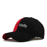 FL462 VW half ballcap red