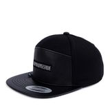 Nón Snapback HVPE HEAVY VALUE HEOFMCA11 (Đen)