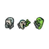 Patch ủi LIVE ICONIC MONEY FACE M052