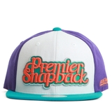 P862 PREMIER TWO LINE / AQUA,PURPLE