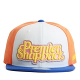 P863 PREMIER TWO LINE / PURPLE,ORANGE