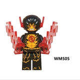Lego Minifigures Marvel DC Nhân Vật The Flash WM505