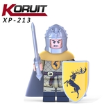 Lego Minifigures Lính Trung Cổ Game of Thrones Baratheon Army KT1029