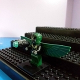 minifigure vulture