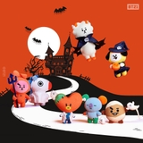 [CÓ SẴN ] - BT21 HALLOWEEN 2019 PLUSH DOLL