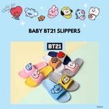 [ ORDER] - BT21 BABY SLIPPERS