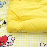 [ORDER] - NARADECO BT21 BABY BED SHEET