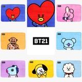 [ORDER] FLASH SALE - BT21 BLANKET VER 1