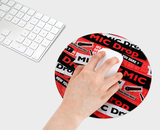 [ORDER] - MIC DROP VERSION - MOUSE PAD