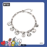 [ORDER] [ FLASH SALE] - BT21 x OST - VÒNG TAY BT21