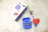 [ CÓ SẮN]- BT21 x ROYCHE KEY FIGURE AIRPOD CASE OFFICIAL