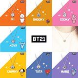 [ORDER] [ FLASH SALE] - BT21 x OST - VÒNG CỔ BT21