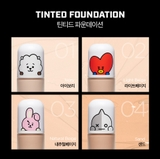 [VTxBT21] Tinted Foundation