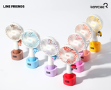 [CÓ SẴN] - BT21 HANDY FAN VER.03 OFFICIAL