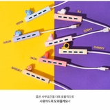 [ ORDER] - BT21 x ROYCHE - FIGURE USB 3.0 HUB OFFICIAL