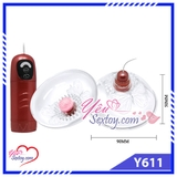 Y611 Sextoy Massage Ngực Momo Breast Enhancer