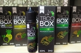 Tinh Dầu Vape BLVK TBCO-Box (3MG/60ML) - (TBCO-Pitachio)