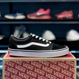 Vans Ward 'Black White'