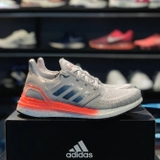 adidas ULTRA BOOST 20 WMNS 'GREY TWO SIGNAL CORAL'