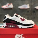 NIKE AIR MAX 90 'RECRAFT NEW MAROON'