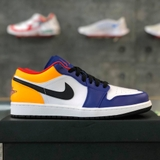 NIKE AIR JORDAN 1 LOW 'ROYAL YELLOW'