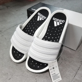 DÉP ADILETTE BOOST 'WHITE BLACK'